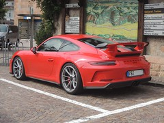 Porsche 911 GT3 (regular carspotting) Tags: porsche 911 gt3 german sportscar