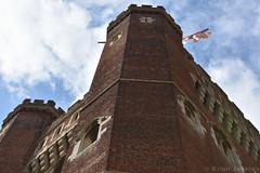 Great Tower Up (Bri_J) Tags: tattershallcastle nationaltrust lincolnshire uk castle nikon d7500 brick greattower