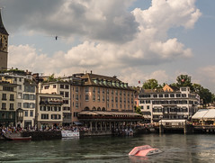 summer in the city (barfi*) Tags: zürich city switzerland summer festival