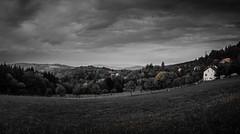 Dusna u Vsetína (Radebe27) Tags: valassko vsetín wallachian czechrepublic ceskarepublika podzim autumn landscape krajina sony nex6 sel1670z zlinskykraj