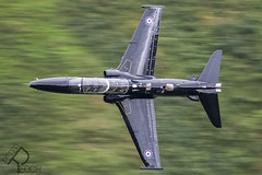 ZK014 / Royal Air Force / Hawk T2 (Peter Reoch) Tags: raf royalairforce military combat aircraft low flying training area lfa7 mach loop machloop wales jet aviation zk014 royal air force hawk t2 hawkt2 raf100 valley rafvalley 4 squadron iv