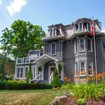 Paris - Ontario - Canada - 214 Grand River North - Architecture - Victorian thumbnail