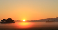 unterwegs in der Blieaue_2 (saarbergmann) Tags: canon biosphärenreservat sonnenaufgang natur landschaft