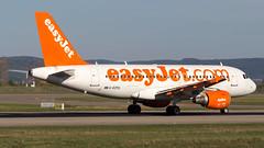 Airbus A319-111 G-EZPG easyJet (William Musculus) Tags: airport spotting basel mulhouse freiburg euroairport flughafen eap bsl mlh lfsb gezpg easyjet airbus a319111 u2 ezy a319100