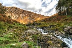 Autumn at Caidar Idris (samanthalewisphotography) Tags: autumn snowdonia mountain northwales wales caidaridris river trees minfforddpath