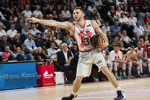 2018_Basket_JLBourg_JacquesCormareche_20181013_186 - ©Jacques Cormarèche