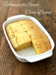 Homestyle Sweet Corn Bread (DolceDanielle) Tags: homestyle sweet corn bread cornflour baking paris pastry parispastry food