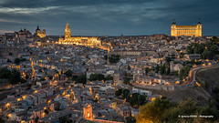 Toledo (Ignacio Ferre) Tags: toledo españa spain city ciudad nikon night sunset anochecer paisaje landscape castillalamancha heritage patrimonio art arte