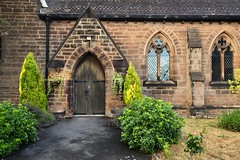 St Paul's Church, Coven, Staffordshire 28/07/2018 (Gary S. Crutchley) Tags: st saint paul pauls coven uk great britain england united kingdom black country blackcountry staffordshire staffs west midlands westmidlands nikon d800 history heritage raw religion christianity faith worship