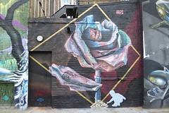 Airborne Mark graffiti, Camden (duncan) Tags: camden graffiti streetart airbornemark origamiriots