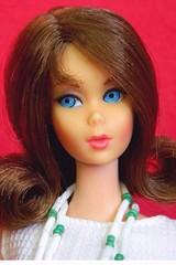 VINTAGE MOD BRUNETTE MARLO FLIP TNT BARBIE DOLL w/ TERRIFIC TWOSOME OUTFIT (laika*2008) Tags: fashiondoll fashion japan mattel outfit terrifictwosome vintagebarbie doll barbie tnt marloflip brunette mod vintage