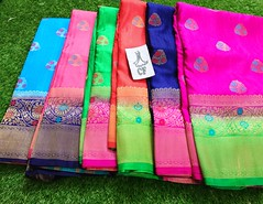 Banaras dupion silk sarees | Beautiful Banaras dupion silk sarees | CF Sarees | CF Brand | City Fashions (shivainemail_2212) Tags: banaras dupion silk sarees | beautiful cf brand city fashions