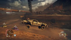 Mad Max_20181021221756 (Livid Lazan) Tags: mad max videogame playstation 4 ps4 pro warner brothers war boys dystopia australia desert wasteland sand dune rock valley hills violence motor car automobile death race brawl gaming wallpaper drive sky cloud action adventure divine outback gasoline guzzoline dystopian chum bucket black finger v8 v6 machine religion survivor sun storm dust bowl buggy suv offroad combat future