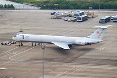 RADA AIRLINES Il-62 EW-450TR 006 (A.S. Kevin N.V.M.M. Chung) Tags: aviation aircraft aeroplane airport airlines apron plane spotting ilyushin il62 cargo