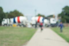 Seeing double (Spannarama) Tags: blurred unfocused defocus cementmixers lorries heath path footpath people blackheath london uk helios442 vintagelens filmlens