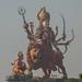 Giant Durga दुर्गा Idol, Vrindavan India