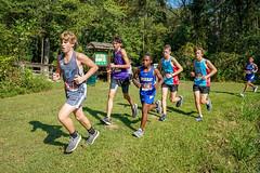 FLO05963 (chap6886@bellsouth.net) Tags: running run race girls boys team trees lake athletes action athletics america xc 5k highmiddleschool highschool