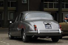 1968 Daimler V8-250 (rvandermaar) Tags: 1968 daimler v8250 daimlerv8250 daimlerv8 daimler250 v8 250 jaguar mark 2 jaguarmark2 mark2 sidecode1 import dm0136