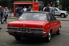 1972 Opel Commodore GS 2500 (rvandermaar) Tags: opelcommodore 1972 opel commodore gs 2500 rekord sidecode1 import commodoreb opelcommodoreb ae4136