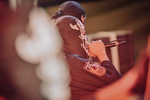 Mesin Tempur Live at Jakarta Grindcore Festival