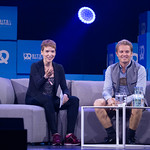 Nico Rosberg - talking to moderator at Bit & Pretzels Festival thumbnail
