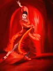Eternal Flamenco (Pat McDonald) Tags: albaicin andalucía andalus argentina artrage bailaora bailaoras bailar bale ballerina ballet ballo beauty flamenco españa digitalart danse dance dans castanet fleet gibraltar gitana granada guapa guapísima guitarist lalíneadelaconcepción mediterranean mediterraneanfleet retrato sevilla seville spain