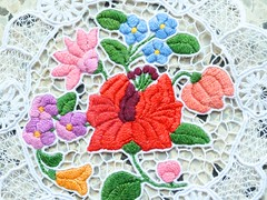 Richelieu style embroidery_0046 (Steven Czitronyi) Tags: hungarian embroidery
