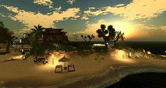 our open sim beach :) (LINDO BEACH , RENTALS) Tags: beach open music meet surfing pictures rentals