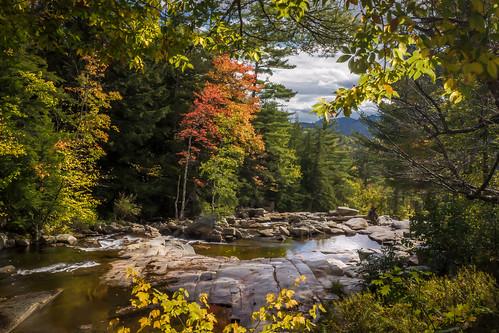 Autumn at Jackson Falls