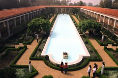 The Getty Villa ~ Malibu (Prayitno / Thank you for (12 millions +) view) Tags: thegettyvilla jpaulgetty getty villa malibu pacific palisades la los angeles ca california big house mansion luxury rich famous luxe lux architect architecture life style pool outdoor courtyard garden beautiful home