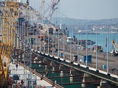 M1 20180405 73 (romananton) Tags: крымскиймост керченскиймост kerchstraitbridge crimeanbridge bridge мост стройка строительство крым construction constructing