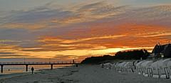 Sonnenaufgang in Zingst (karinrogmann) Tags: sonnenaufgang sunrise alba zingst ostsee mecklenburgvorpommern