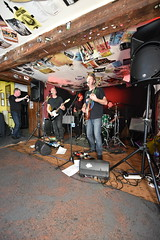 WHF_5337 (richardclarkephotos) Tags: richardclarkephotos richard clarke photos fortunate sons band guitar bass drums vovals mark sellwood simon leblond three horseshoes bradford avon wiltshire uk