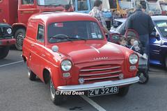 Ford Thames Van (ZW3248). (Fred Dean Jnr) Tags: zw dublin port rally dublinportrally2015 ford thames van zw3248 dublinport september2015 kildarereg