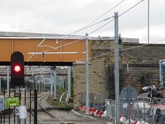 B438u Bolton (61379 Mayflower) Tags: railway railways electrification