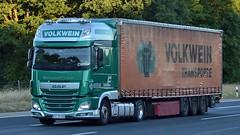 D - Volkwein Transporte DAF XF 106 SSC (BonsaiTruck) Tags: volkwein daf lkw lastwagen lastzug truck trucks lorry lorries camion caminhoes
