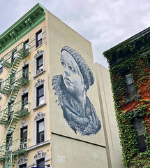 Starting Dreams by Hendrik 'ecb' Beikirch (wiredforlego) Tags: graffiti mural streetart urbanart aerosolart publicart manhattan eastvillage newyork nyc hendrikbeikirch
