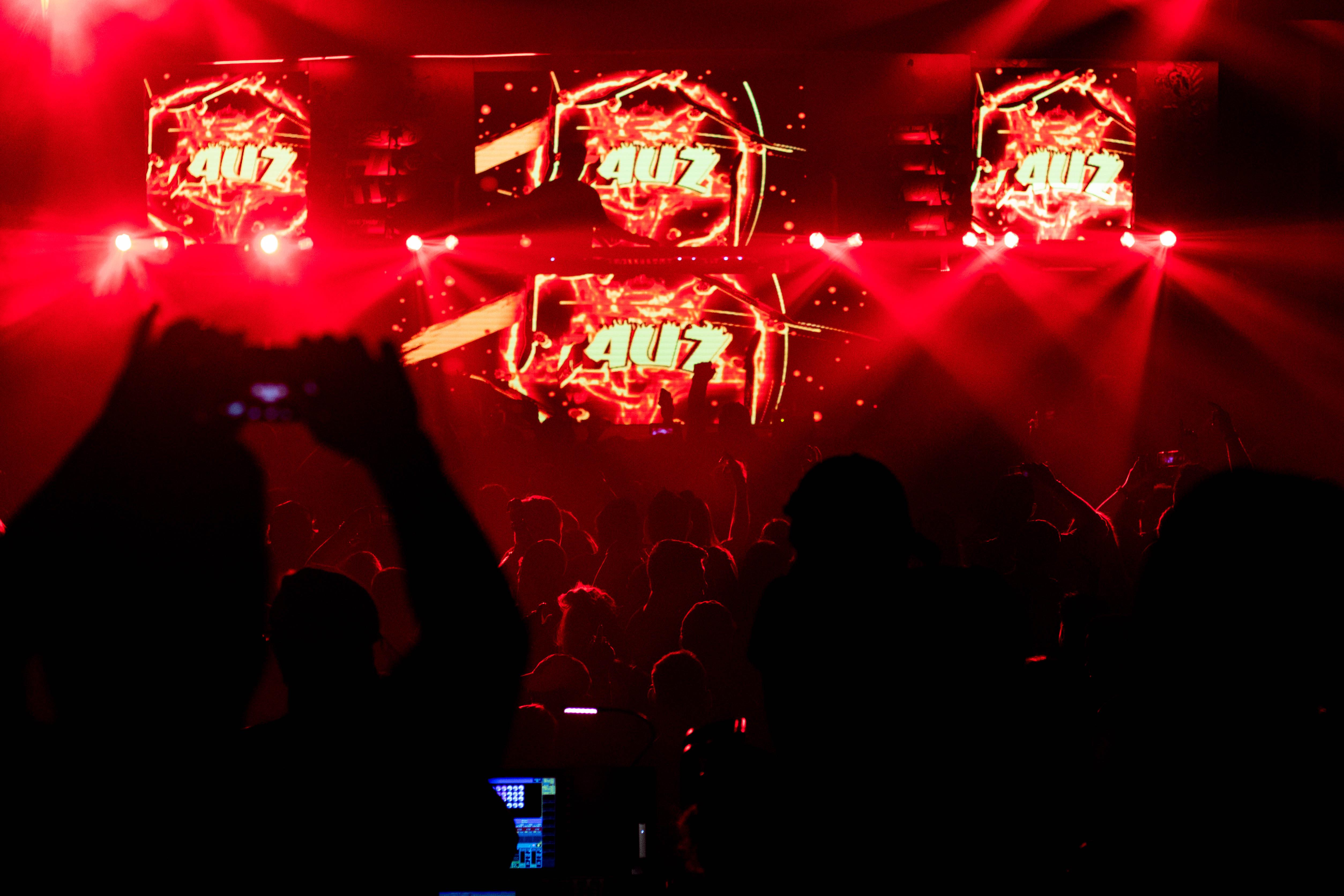 Photos: JAUZ at The Bourbon Theatre 10 23 18 - KZUM 89 3 FM