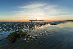 Minerstown_Beach_Sunset (ryan.c.dallas) Tags: ireland northern canon sunset beach sky mountains mournes clouds sea seaside seafront 70d 1022mm landscape seascape dusk county down skyline breath taking landscapes