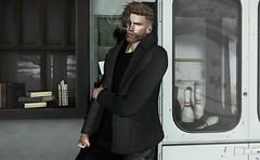 † 1050 † (Nospherato Destiny) Tags: secondlife sl avatar event blogger virtual beard malefashion volkstone etham mancave modulus