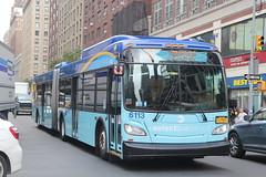 IMG_1779 (GojiMet86) Tags: mta nyc new york city bus buses 2017 xd60 6113 m86 sbs select service 86th street lexington avenue