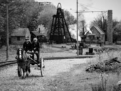 Racecourse Colliery (Jason_Hood) Tags: blackcountrymuseum blackcountrylivingmuseum blackandwhite monochrome