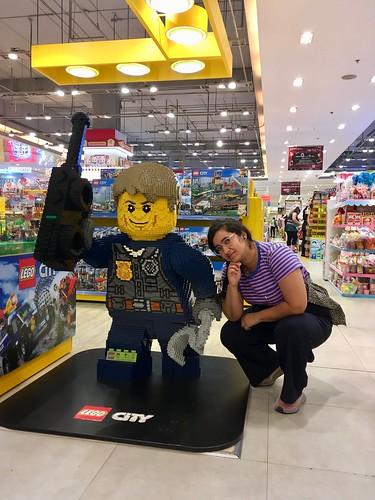 Mr. Lego & Tânia