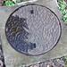 Yoyogi Park Manhole Cover