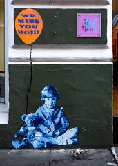 HH-Wheatpaste 3875 (cmdpirx) Tags: hamburg germany reclaim your city urban street art streetart artist kuenstler graffiti aerosol spray can paint piece painting drawing colour color farbe spraydose dose marker stift kreide chalk stencil schablone wall wand nikon d7100 paper pappe paste up pastup pastie wheatepaste wheatpaste pasted glue kleister kleber cement cutout