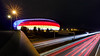 IMG_2670 (Calabrones) Tags: deutschland oberbayern bayern münchen fröttmaning allianzarena fcbayern sonderbeleuchtungallianzarena beleuchtung