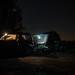 Nachtlager (Knalltakterfahrer) Tags: nacht niederrhein nrw landscape lichtschatten lichtfarbe langzeitbelichtung camping natur