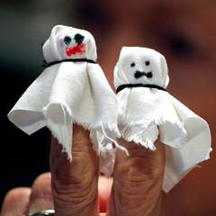 Happy Halloween (meghimeg) Tags: 2018 genova halloween fantasma ghost macromonday