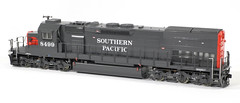 Overland Models 0519 SP Southern Pacific EMD SD40T-2 8499 in O Scale Brass (Twin Ports Rail History) Tags: jeff lemke trains inc brass model train professional services pro custom paint painted painting weathering repairs soldering modifications cleaning railroad railroading railway ho o s scale scales rolling stock freight passenger cars steam diesel electric engine locomotive selling consignment sell buy buying wwwjefflemketrainscom usa