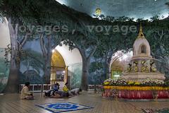 Pagode Maha Wizaya, Rangoon (root 74) Tags: burma birmanie paya pagode mahawizaya rangoon